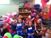 Having a great time with a balloon party in Clearwater!