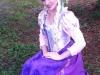 Purple Princess Rapunzel Party
