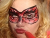 Red Spider Mask Face-Painting