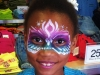 mask face painting Ellenton