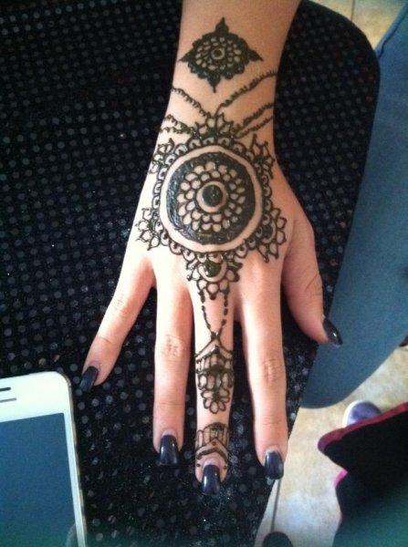 Mehndi Henna Tattoo Gallery